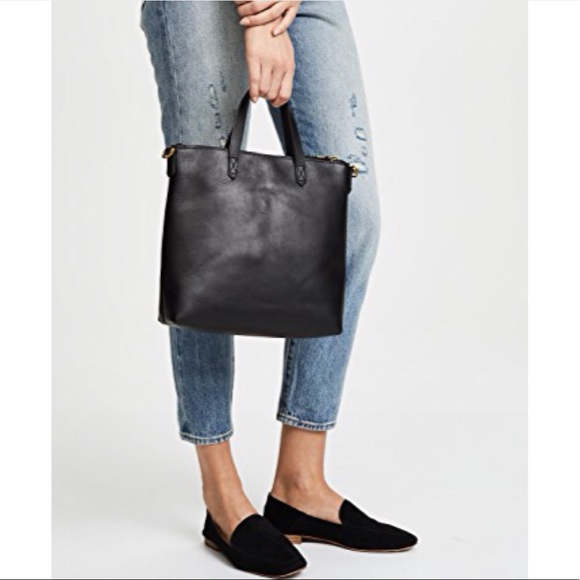 56f4d30ed Madewell Handbags - Madewell • Mini Zip Top Transport tote